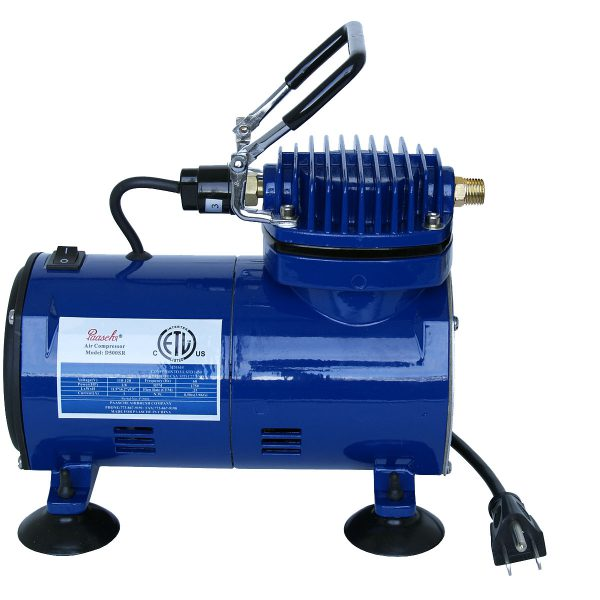 Paasche D500 1/5 HP Air Compressor with Auto Shutoff