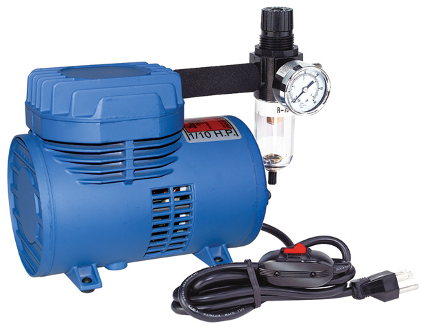 Paasche D500SR 1/5 HP Air Compressor