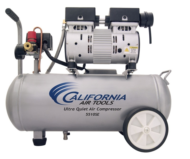 California Air Tools 5510SE 1.0 HP Ultra Quiet Air Compressor