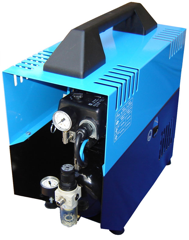 Silentaire DR-300 1/3 HP Super Silent Oil Lubricated Compressor