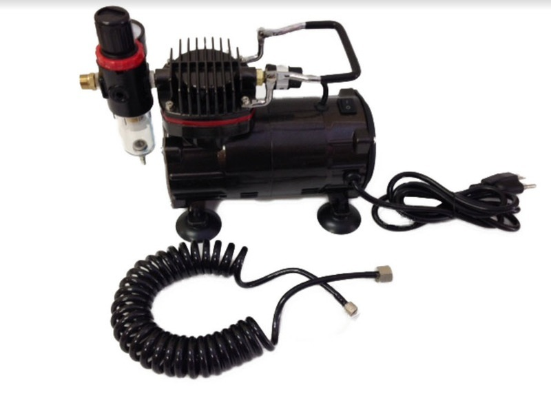 Inovart WAC1000 1/5 HP Mini Air Compressor with Moisture Trap